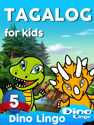 cover image of Tagalog for Kids, Lesson 5